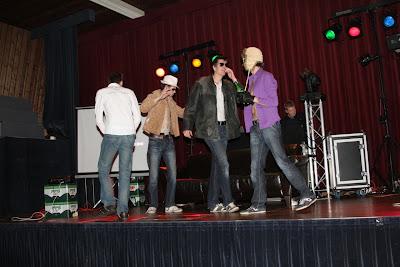 Playbackshow en Feestavond  - 22 oktober 2011 - deel 1
