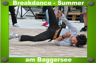 Photo: 30.07.2011 Breakdance am Baggersee