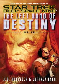 The Left Hand of Destiny Book 1 By Jeffrey Lang