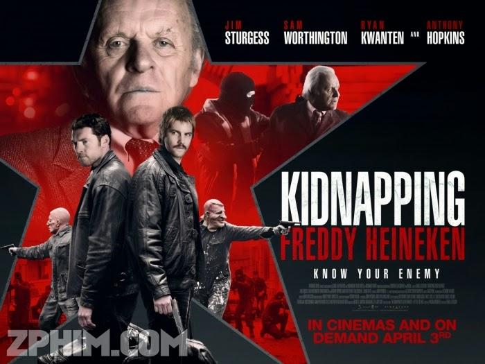 Ảnh trong phim Bắt Cóc Ông Trùm - Kidnapping Mr. Heineken 1
