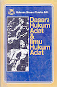 Dasar2 Hukum Adat & Ilmu Hukum Adat, Soleman Biasane Taneko, 1981