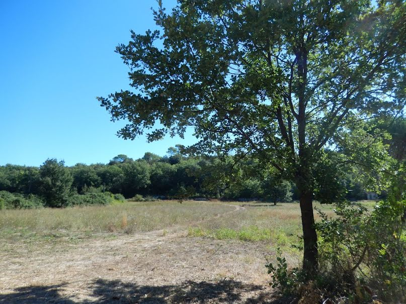 Vente terrain  6059 m² à Tourves (83170), 99 000 €
