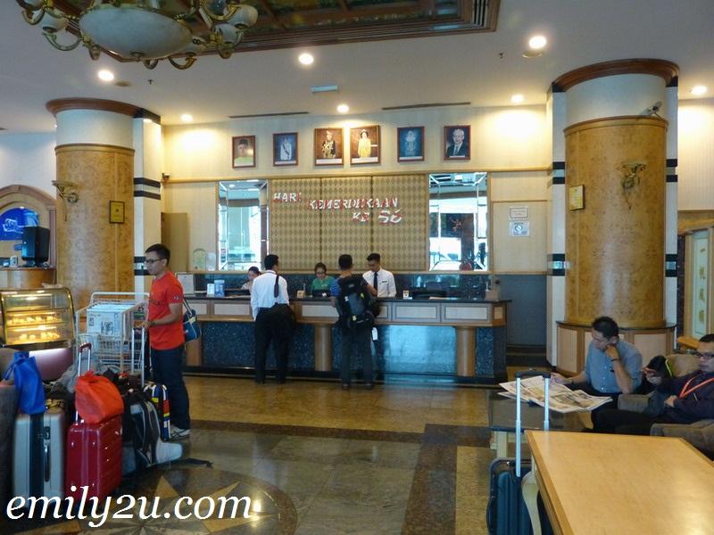 Paramount Hotel Sibu Sarawak