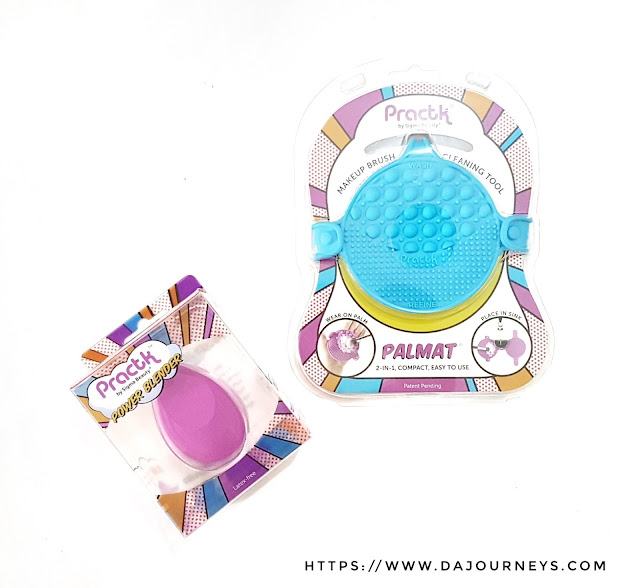 Review Palmat Practk™ by Sigma Beauty