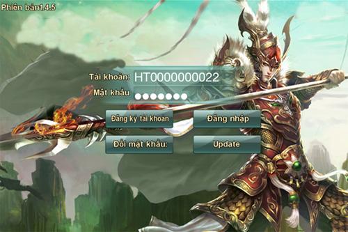 VTC Mobile hé lộ về phiên bản iOS của Hạo Thiên 3
