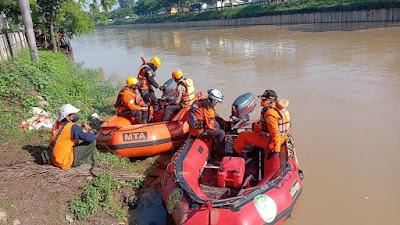 Seorang Remaja Warga Jatimulya Tenggelam di Kali Malang