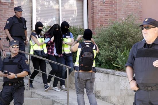 المغرب : ايقاف 4 تونسيات بحوزتهن مخدرات !