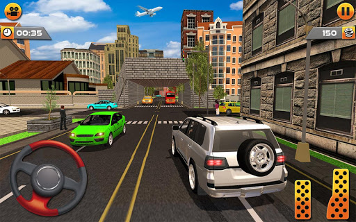 Prado Car Adventure - A Popular Simulator Game apkmr screenshots 3