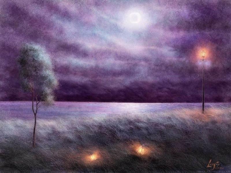 Magick Landscape Of Deep 11, Magical Landscapes 5