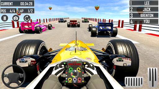Formula Car Racing Stunt: Ramp Car Stunts 1.0.4 screenshots 4