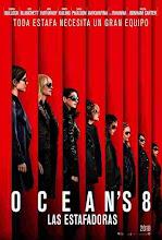 Oceanâ??s 8: las estafadoras (2018)