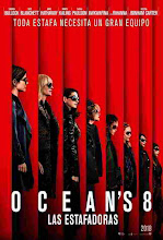 Ocean's 8: Las Estafadoras (2018)[BRRip 720p] [Latino] [1 Link] [MEGA]