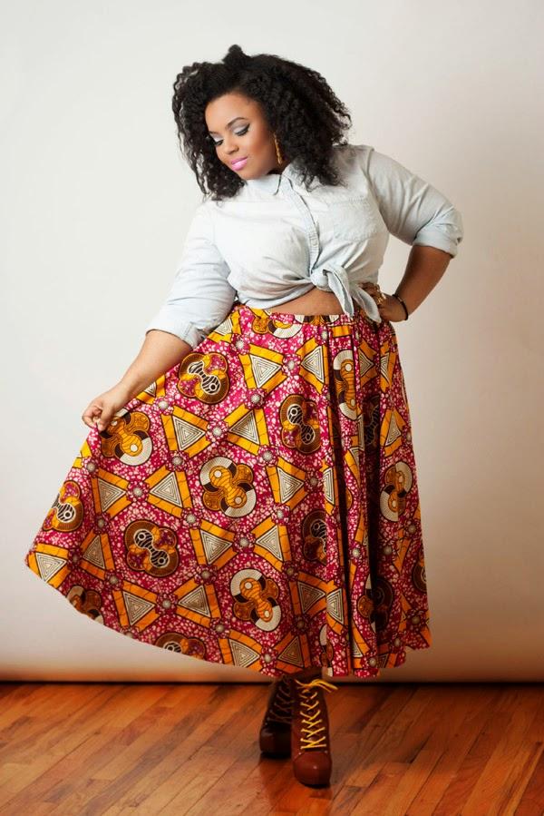 Kitenge Dresses Designs For Young Girls 1