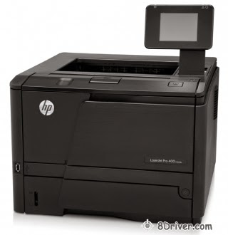 download driver HP LaserJet 400 M401 Printer