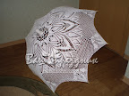 Прокат оригинальных свадебных зонтиков
