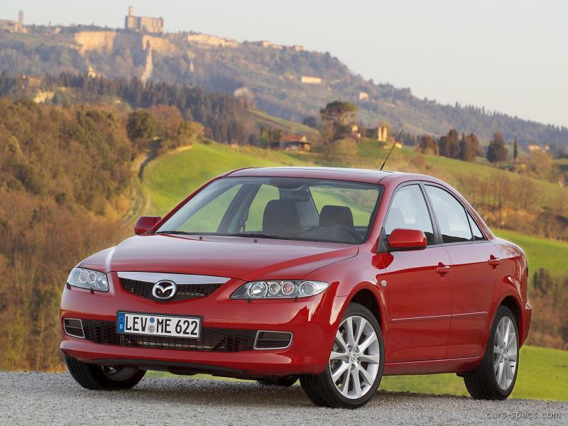 2007 Mazda MAZDA6 Wagon Specifications, Pictures, Prices