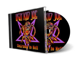 Ugly Kid Joe %25E2%2580%2593 Stairway To Hell %2528Deluxe Edition%2529 Ugly Kid Joe – Stairway To Hell (Deluxe Edition)
