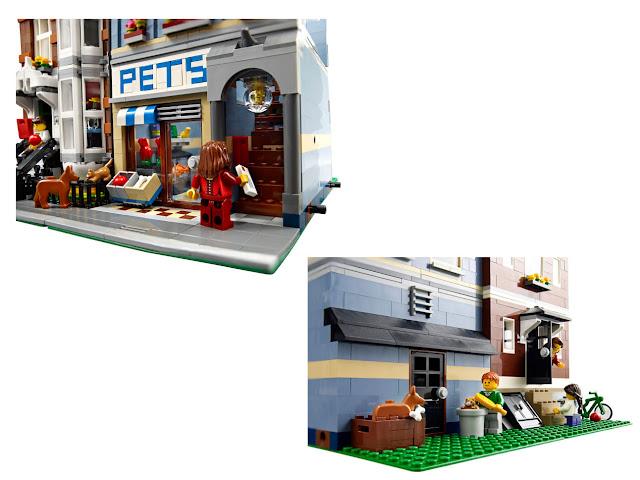 10218 レゴ ペットショップ(クリエイター)