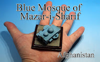 Blue Mosque of Mazar-i-Sharif -Afghanistan-