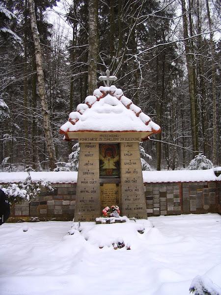 Wykus kaplica w Wąchocku fot. Wikipedia Vindicator