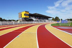 Inauguration du stade bigouden 19 octobre 2013