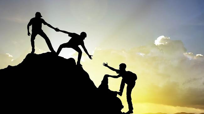 Hãy vượt qua thử thách nhờ tình yêu thương, đồng lòng gắn bó và chia sẻ với nhau