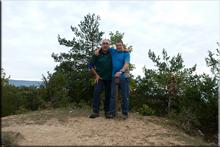 Tuio/Tuyo mendiaren gailurra 804 m. --  2015eko urriaren 12an