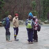 Explorers Wrekin Walk Feb 2010