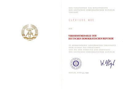 174c Verdienstmedaille der Deutsche Demokratische Republik meer informatie: http://sites.google.com/site/ddrmed/