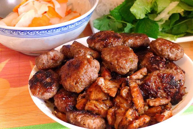 Bún chả - Món ngon Hà Nội