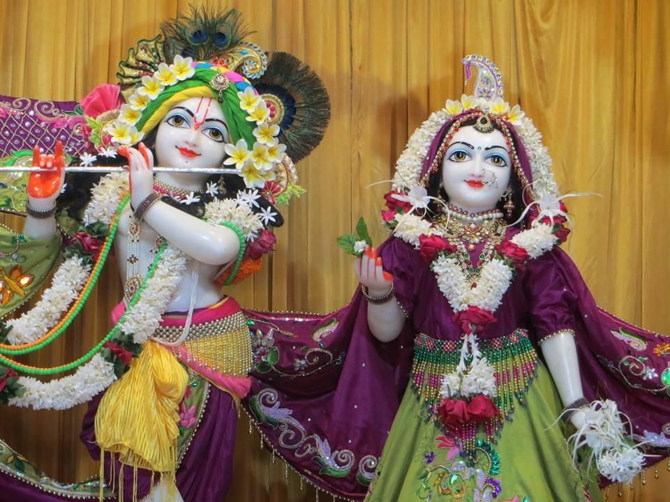 ISKCON Aravade Deity Darshan 07 Mar 2016 (7)