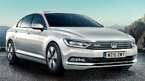 This Passat tops 76mpg