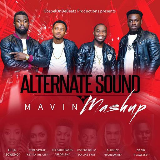 "Video Premiere: @GospelOnDeBeatz & Alternate Sound - ""Mavin Mashup"""