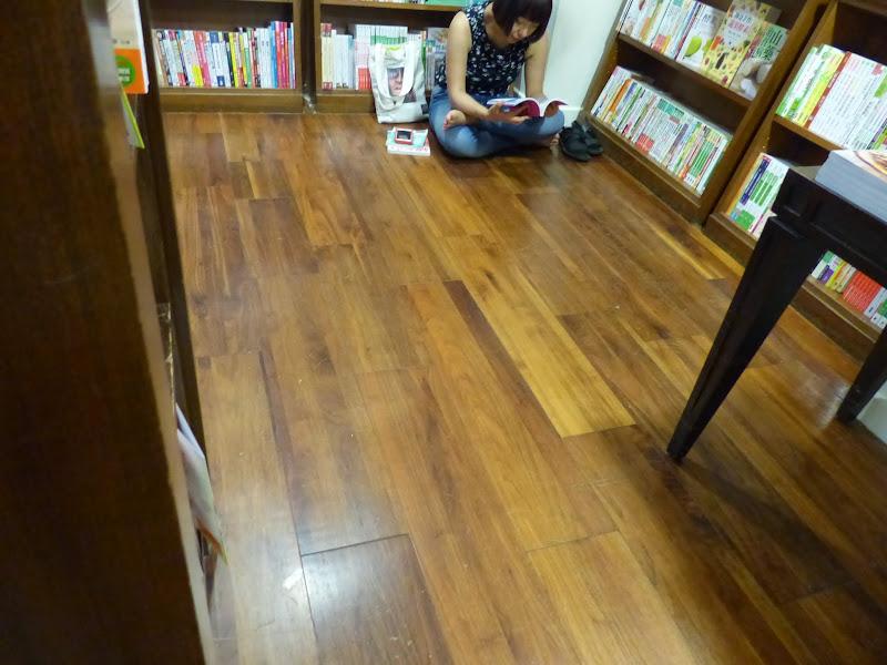 Taipei. Librairie Eslite, et deux maisons japonaises restaurées (dédiées à la poésie) - P1240882.JPG