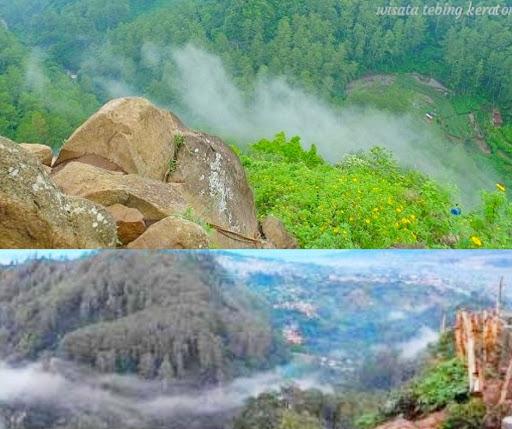 Wisata Tebing Keraton Bandung Kini Dengan Wajah Baru Semakin Nyaman