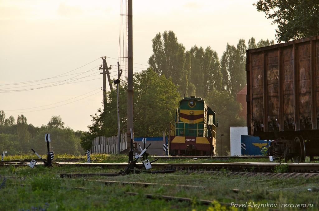 Станция Дроново