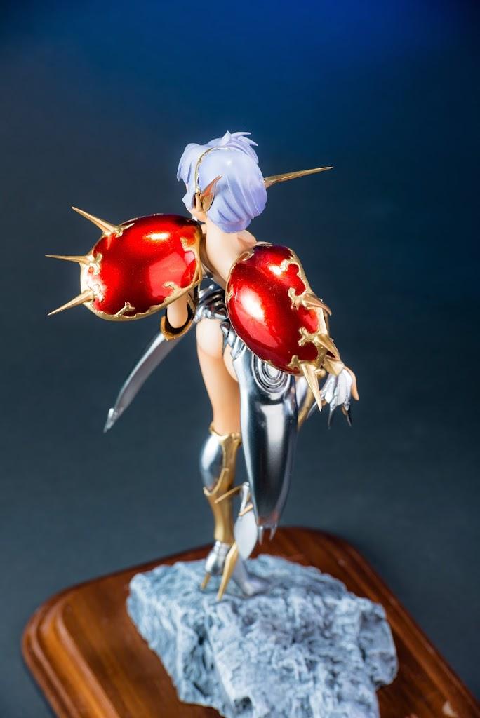 Sherry Langrisser 2 1 6 Resin Figure Cod T Modeling