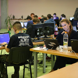 Hackathon (T-Systems+KPI FEI TUKE+Mesto Košice)
