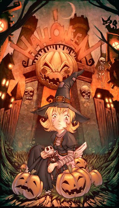 Happy Halloween By Genzoman, Halloween