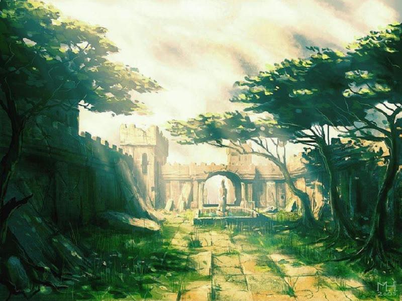 Sorrow Of Lands 14, Magical Landscapes 6