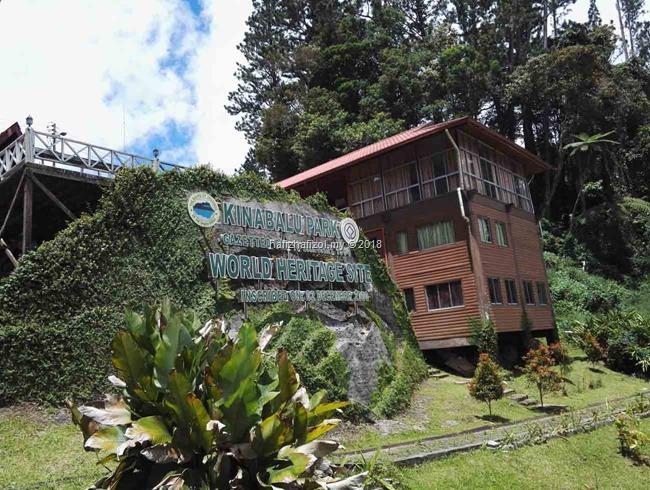 Kinabalu Park di Sabah