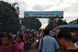 Pasar Takjil Ramadhan 1439H Kelurahan Purwosari