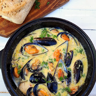 Fresh Water Mussels Recipes.