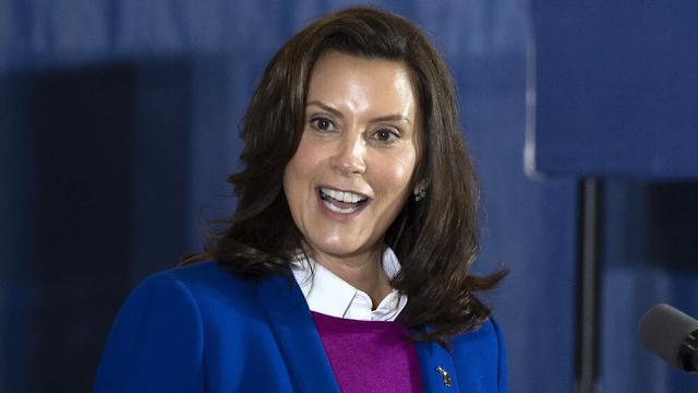 Gov. Gretchen Whitmer Locks Down Michigan Again