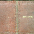 Cover of Missouri Map Book