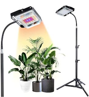 Indoor grow light with stand, grow light, indoor light, led grow light