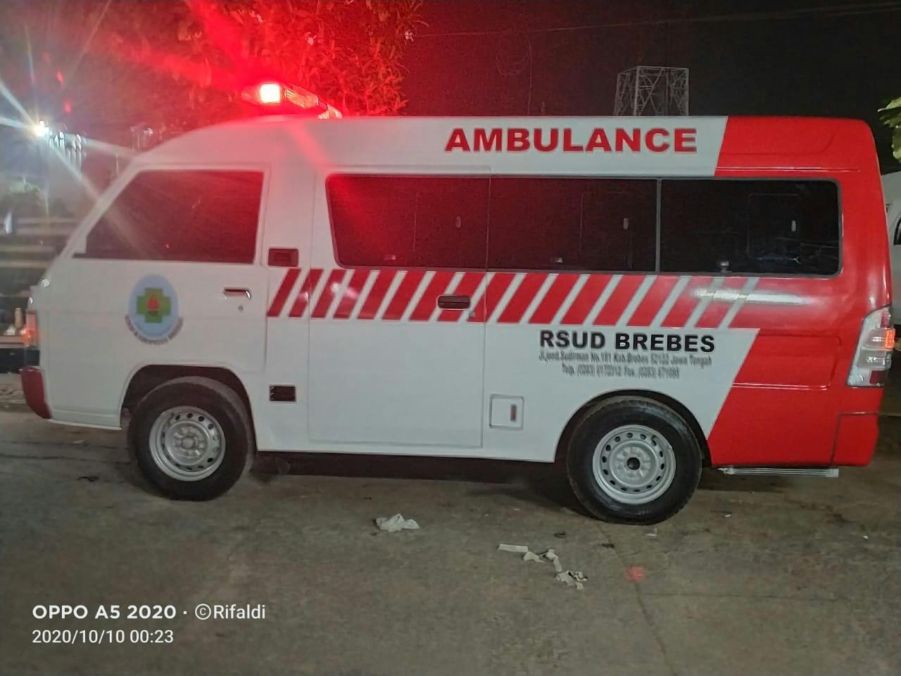 dealer karoseri ambulans