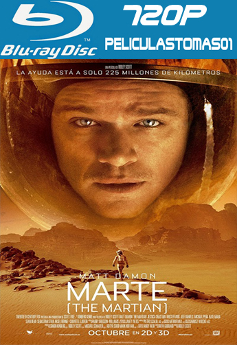 Misión Rescate (The Martian) (2015) (BRRip) BDRip m720p