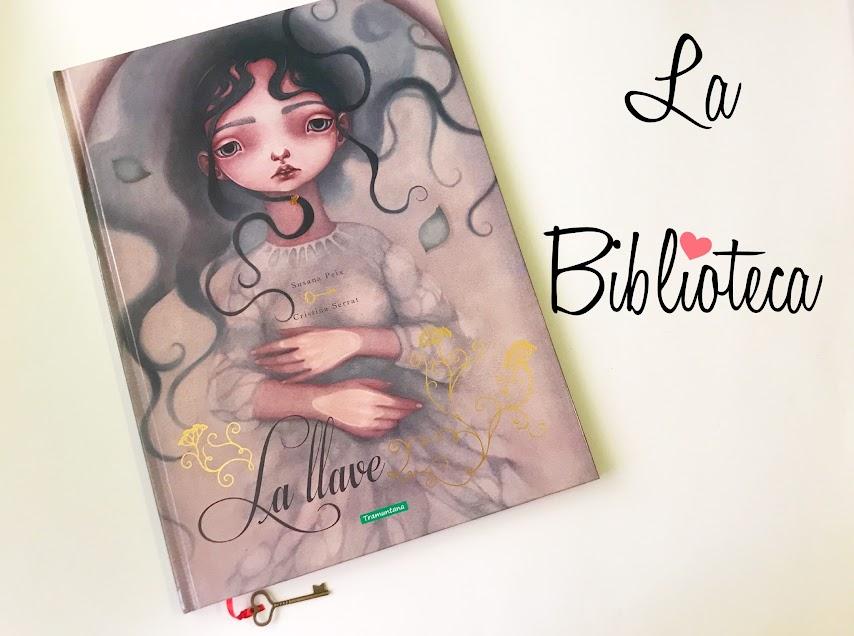 Album ilustrado La Llave, de Tramuntana