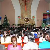 Thánh lễ Giáng Sinh năm 2015
